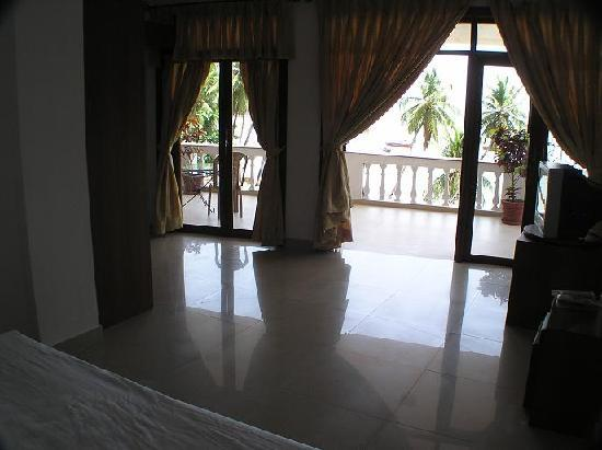 Zuari View: Suite Accommodation