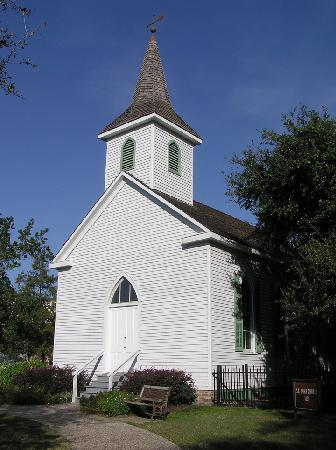 The Heritage Society: 1891 St. John Church