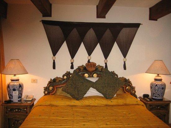 هوتل لا مانسون ديل سول: Bedroom