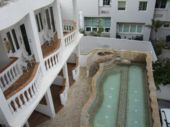 Acacia Boutique Hotel: wonderful hot tub