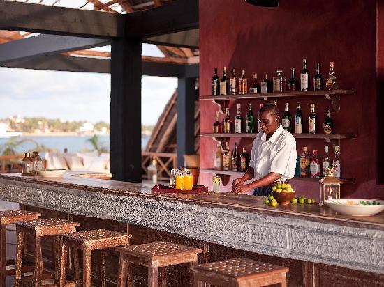 The Majlis Hotel: Terrace bar