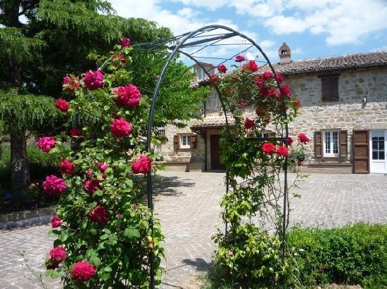 Country House Villacasabianca1573: primavera
