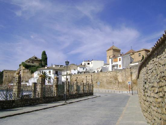 Redonda de Miradores, Ubeda, Jaén