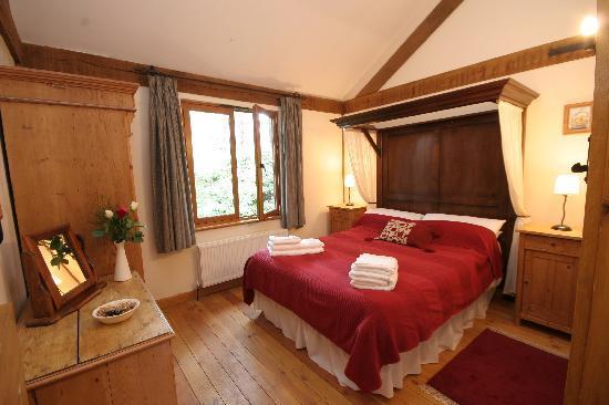 Flaxton, UK: Keepers Double Bedroom