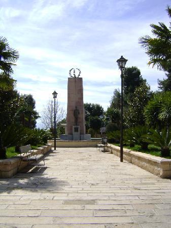 Glorieta Alférez Rojas Navarrete, Ubeda, Jaén