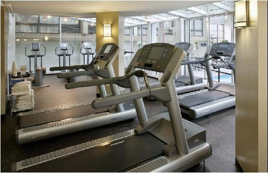 Crowne Plaza Chicago O'Hare: Cardio Equipment