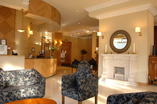 Ballybofey, Ireland: Villa Rose Foyer