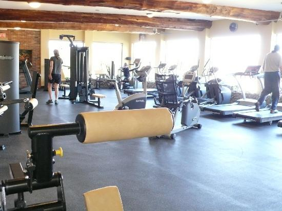 West Coast Motel on the Harbour: Fitness Centre