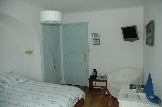 """Villa Vent d'Bout: chambre """"Petit Largue"""""""