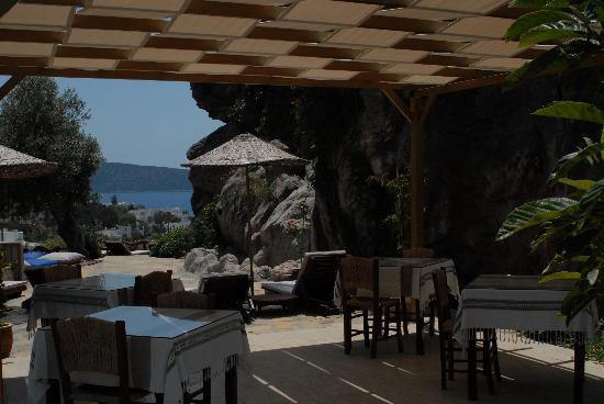 Aegean Gate Hotel: Breakfast area