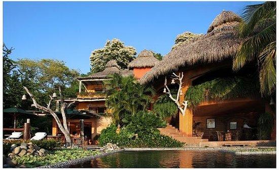 Casa Cuitlateca: Pool Level