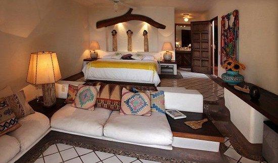 كاسا كويتلاتيكا: Puebla Ocean View Room