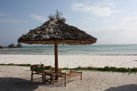 Dongwe Club: La spiaggia del Dongwe