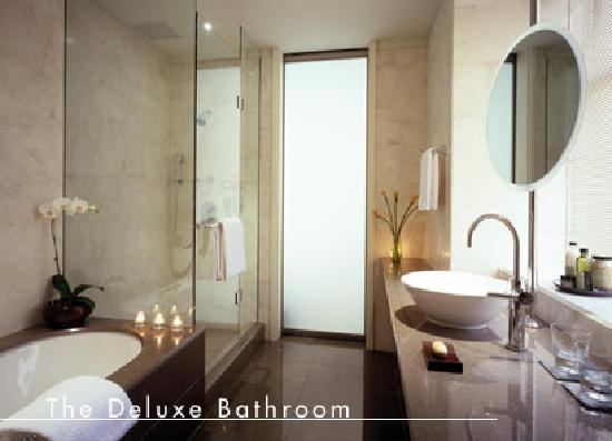 The Average Size Of The Deluxe Bathroom Is 80 Sq Feet With Sliding