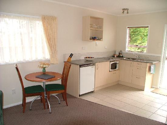 Ash Grove Motel: Well equipped kitchen