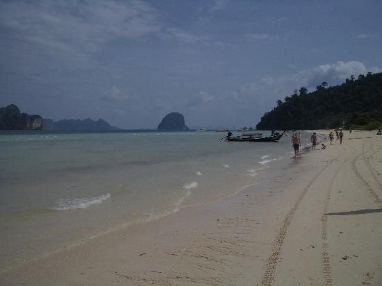CoCo Cottage Koh Ngai: Beach view