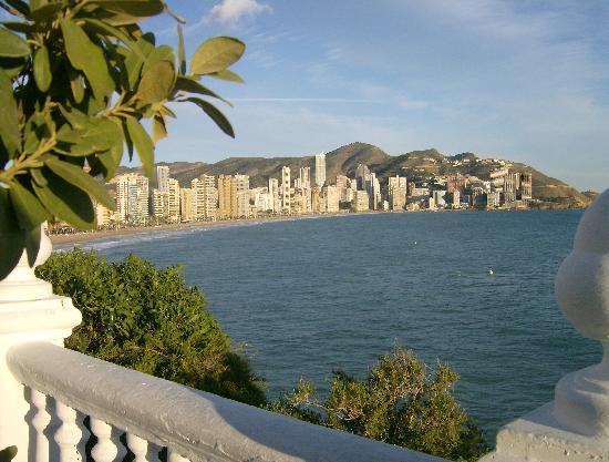 Las Torres Apartments: Benidorm Beach