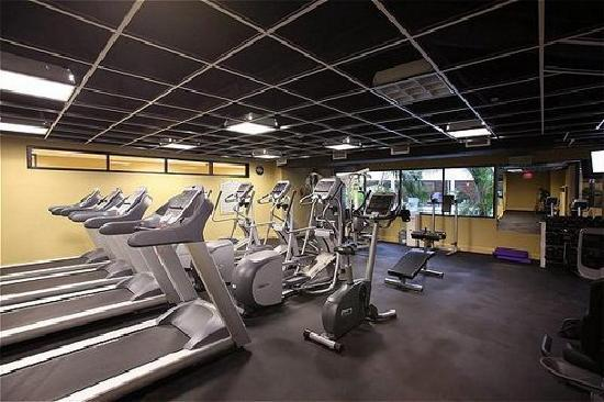 Crowne Plaza Hotel Louisville-Airport KY Expo Center: Crowne Plaza Louisville - Fitness Center