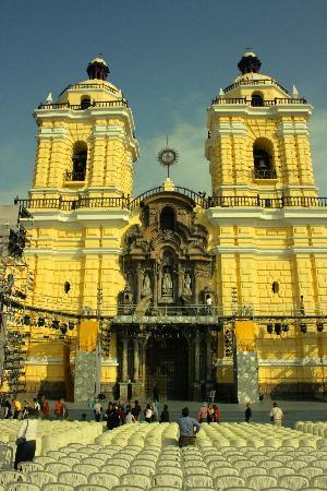 Centro histórico de Lima: Franciscan Monestary