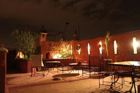 Riad Chraibi : Terrasse
