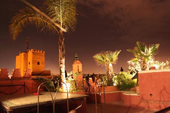 Riad Chraibi : Terrasse 2