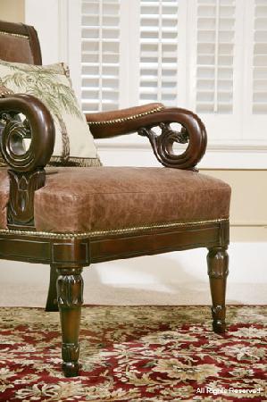 William Penn Hotel: Chair