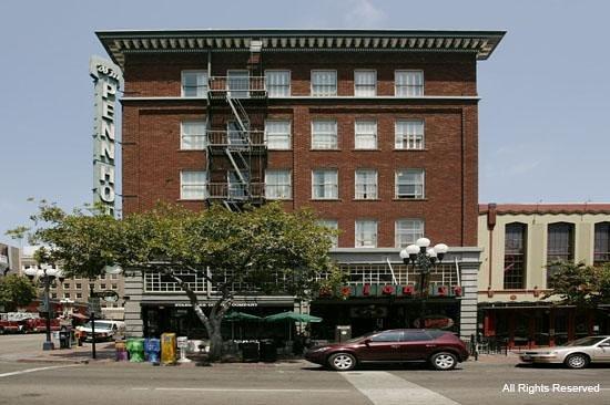 William Penn Hotel: Daytime
