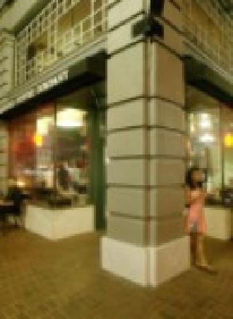 William Penn Hotel: corner