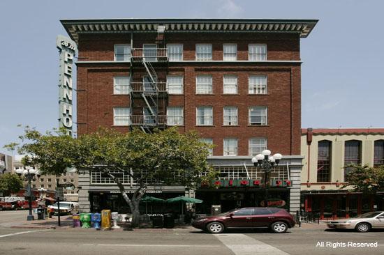 William Penn Hotel: Building
