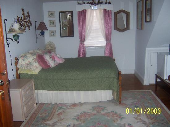 Killarney B Inn B: Norman Rockwell Room