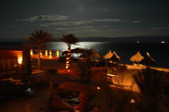 Nakhil Inn & Dream - Nuweiba: Nakhil Inn view