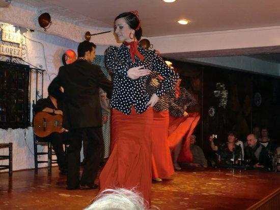 Taberna Flamenca Pepe Lopez : Pepe Lopez - marzo 2010