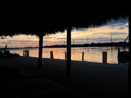Little Conch Key: Another sunset view from Conch Key