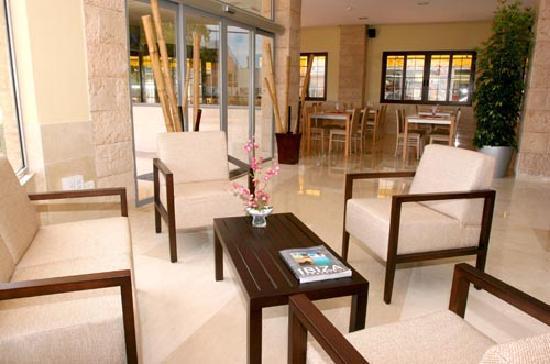 Orosol Hotel: Hall WIFI gratis