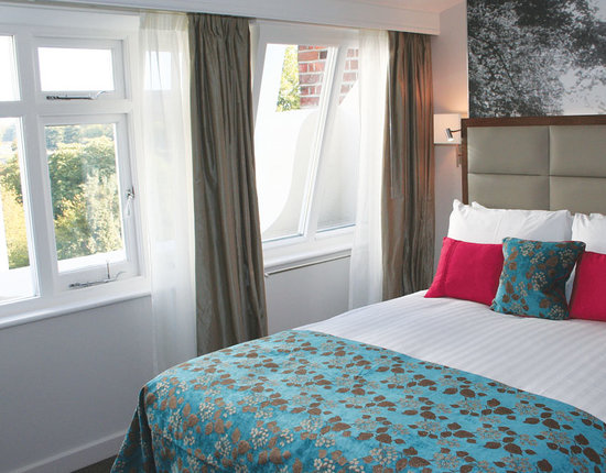 Seraphine London Kensington Gardens: Double Deluxe Room