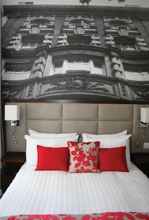 Seraphine London Kensington Gardens: Double Executive Room