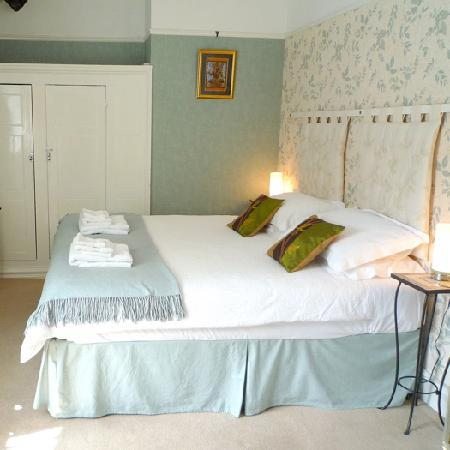 Plas Efenechtyd Cottage B&B: Double or twin room