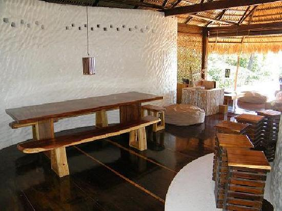 Buena Vista Surf Club: Dinner area