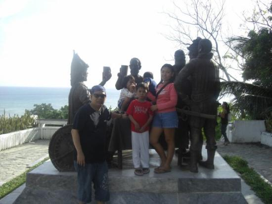 Blood  Compact Site,Panglao Island, Philippines