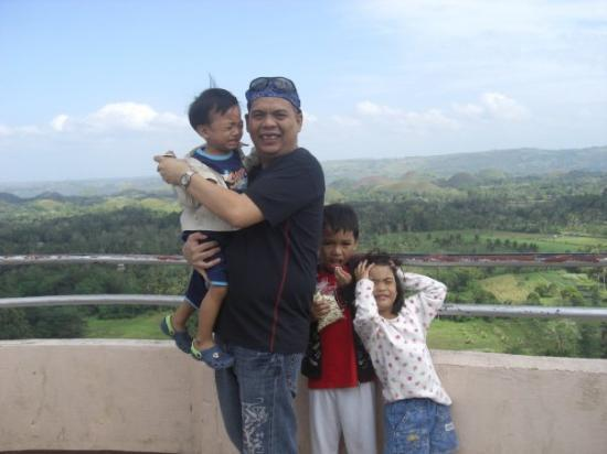 Chocolate Hills,Panglao Island,Phils
