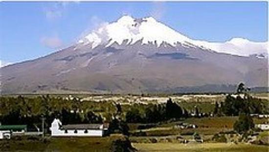 Coca, Ekvador: cotopoxie