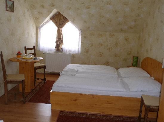 Engler Hotel Etterem: Doppelzimmer