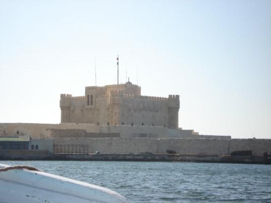 Bilde fra Fort Qaitbey