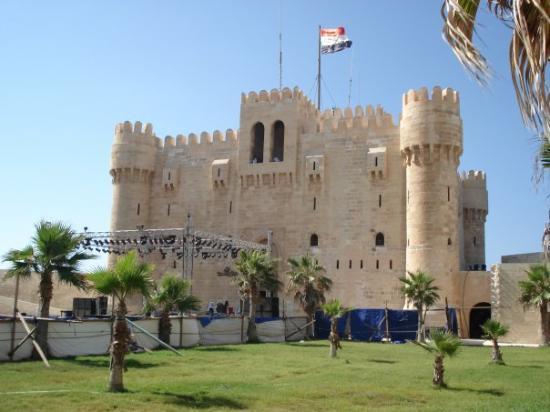 Fort Qaitbey: Qaitbay's Citadel