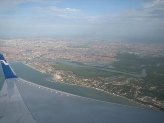 Fortaleza, CE: Määränpää lähenee