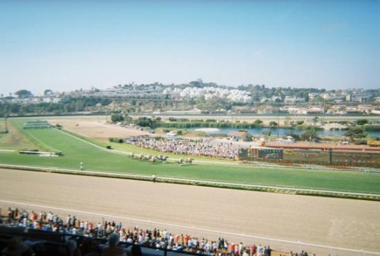 THE TRACKS at Del Mar!!!