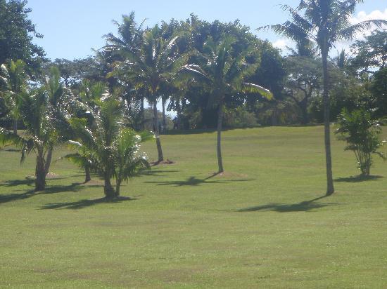 Shangri-La's Fijian Resort & Spa: The 9 hole Golf course