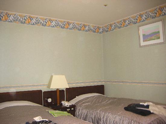 Shuhokan: Our room