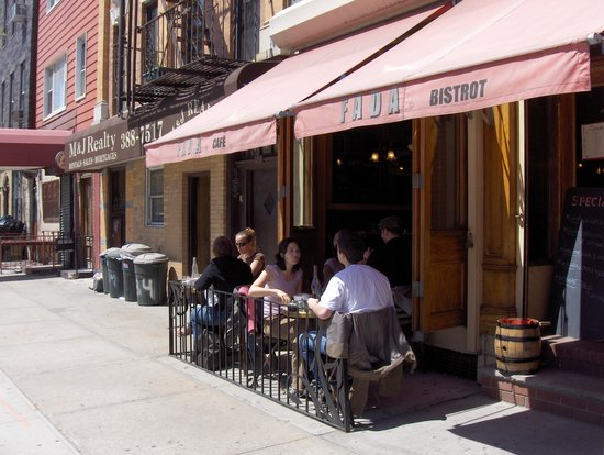 Photo of French Restaurant Fada at 530 Driggs Ave, Brooklyn, NY 11211, United States