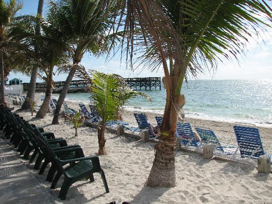 Key Colony Beach, FL: beach area